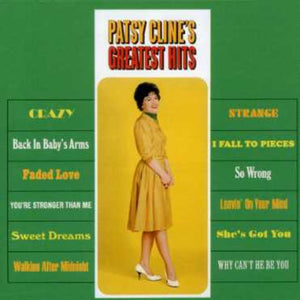 Patsy Cline - Greatest Hits  (New CD)
