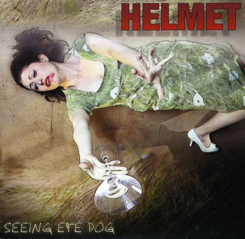 Helmet - Seeing Eye Dog  (New CD)