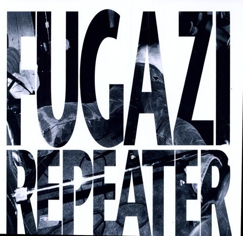Fugazi - Repeater  (New CD)