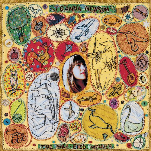 Joanna Newsom - Milk-Eyed Mender  (New Vinyl LP)