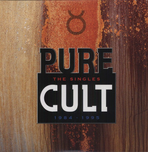 The Cult - Pure Cult - The Singles 1984 - 1995  (New Vinyl LP)