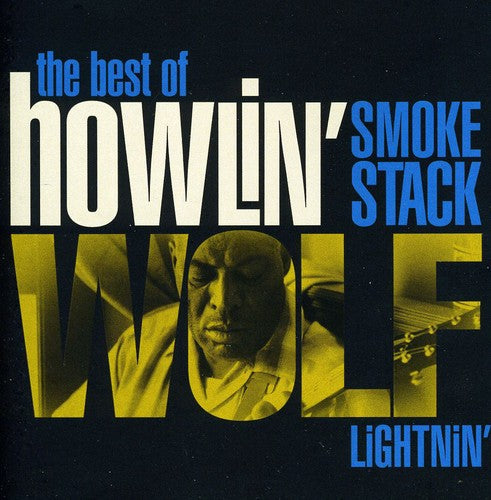 Howlin' Wolf - The Best of Howlin' Wolf - Smokstack Lightnin'  (Used CD)