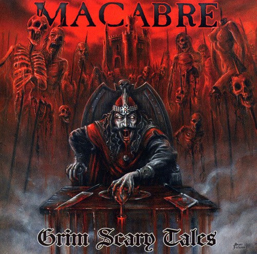 Macabre - Grim Scary Tales  (New CD)