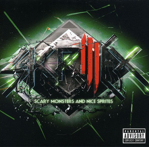Skrillex - Scary Monsters & Nice Sprites  (New CD)