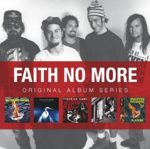 Faith No More - Original Album Series [5 CDs]  (New CD)