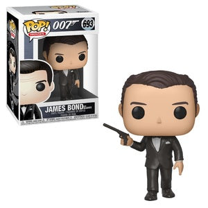 007 - James Bond From Goldeneye (Funko Pop)