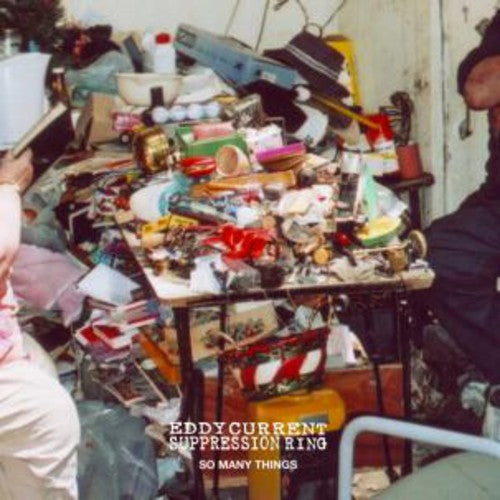 Eddy Current Suppression Ring ‎- So Many Things  (Used CD)