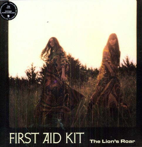 First Aid Kit - Lion's Roar  (New Vinyl LP)
