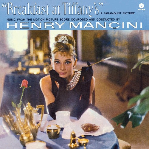 Breakfast at Tiffany's - Music From the Motion Picture  (New Vinyl LP)
