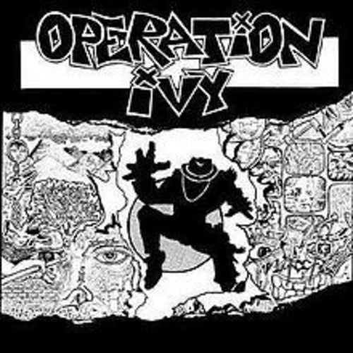 Operation Ivy - Energy  (New Vinyl LP)