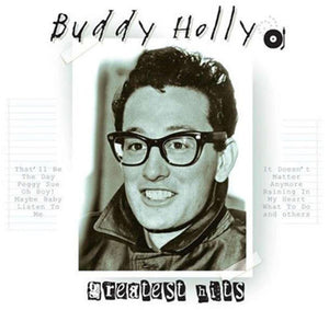 Buddy Holly - Greatest Hits  (New Vinyl LP)