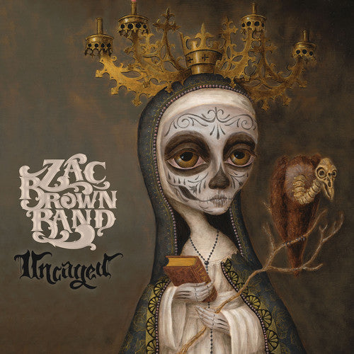 Zac Brown - Uncaged  (Used CD)
