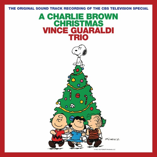 Vince Guaraldi Trio - A Charlie Brown Christmas (Expanded Edition)  (New CD)