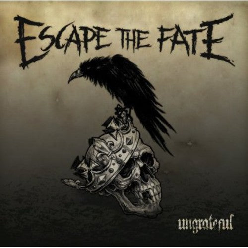 Escape the Fate - Ungrateful  (New CD)