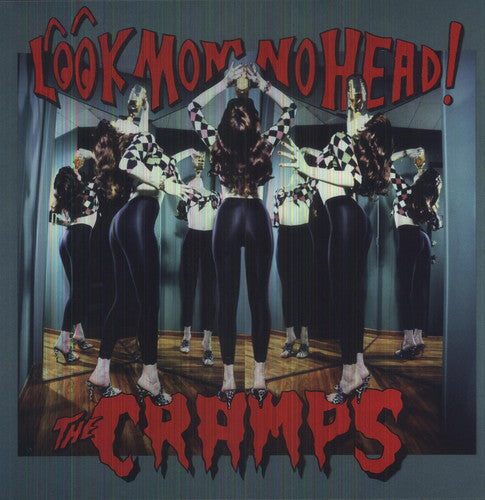 The Cramps - Look Mom No Head [Import]  (New Vinyl LP)