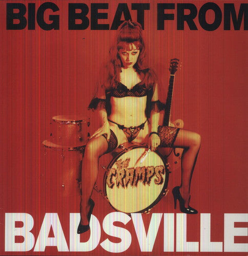 The Cramps - Big Beat from Badsville [Import]  (New Vinyl LP)