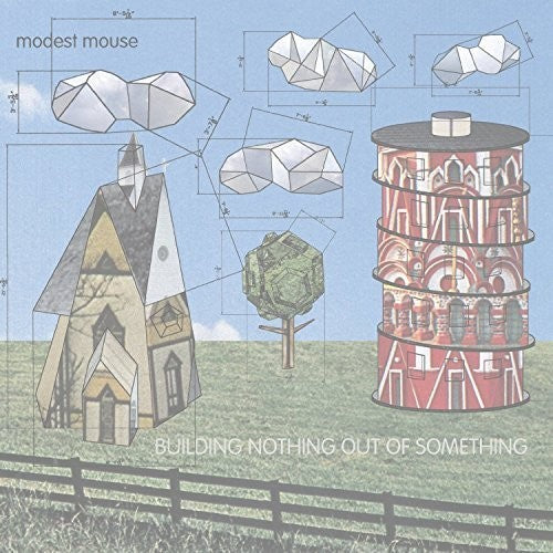 Modest Mouse - Building Nothing Out of Something  (New CD)