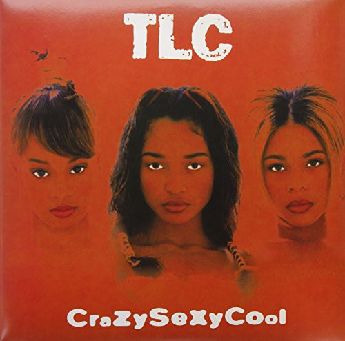 TLC - CrazySexyCool  (New Vinyl LP)