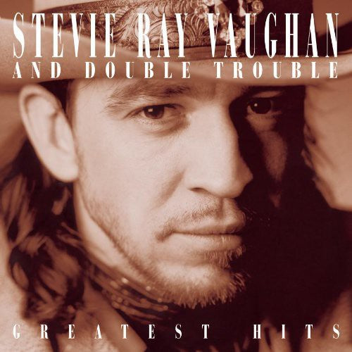 Stevie Ray Vaughan - Greatest Hits  (New CD)