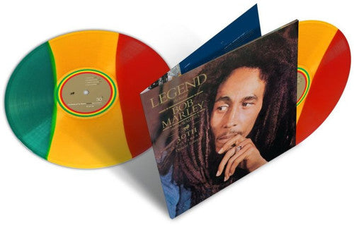 Bob Marley - Legend (Tri-Color Vinyl)  (New Vinyl LP)