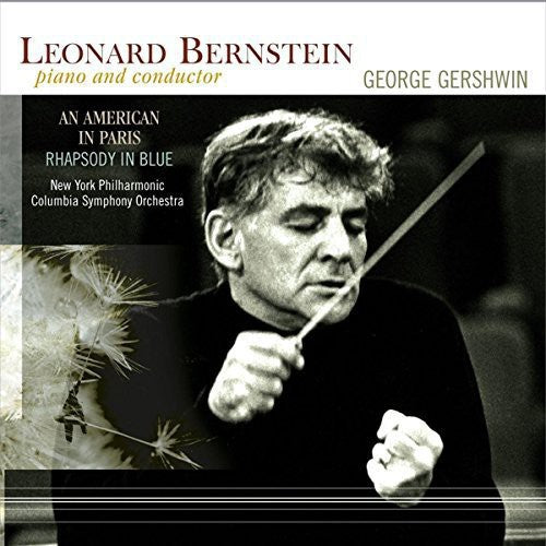 Leonard Bernstein - American in Paris / Rhapsody in Blue  (New Vinyl LP)
