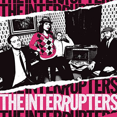 The Interrupters - The Interrupters  (New Vinyl LP)