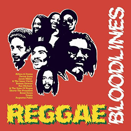Various Reggae - Reggae Bloodlines  (New Vinyl LP)