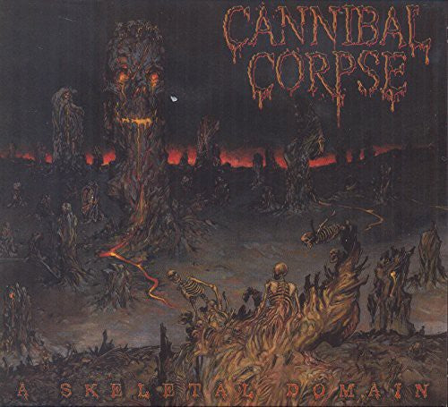 Cannibal Corpse - Skeletal Domain  (New CD)