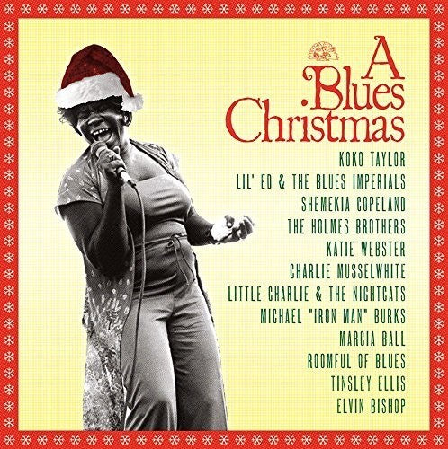 Various Artists - Blues Christmas  (New Vinyl LP)