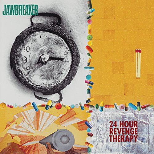 Jawbreaker ‎- 24 Hour Revenge Therapy  (New Vinyl LP)
