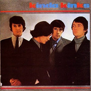 The Kinks - Kinda Kinks  (New Vinyl LP)