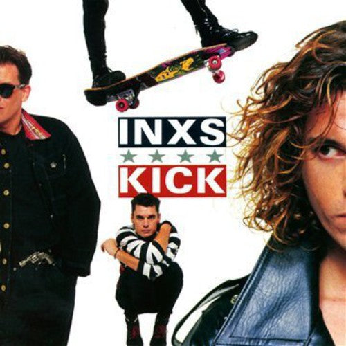 INXS - Kick [Import]  (New Vinyl LP)