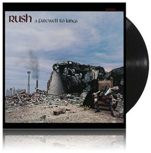 Rush - A Farewell To Kings  (New Vinyl LP)