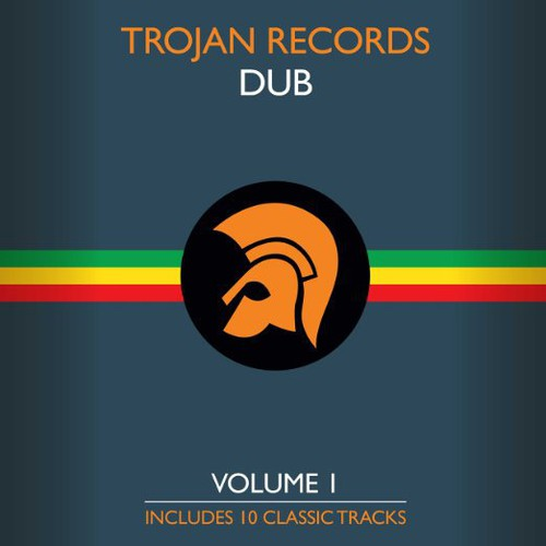 Various Reggae - Dub - Vol I - Trojan Records  (New Vinyl LP)