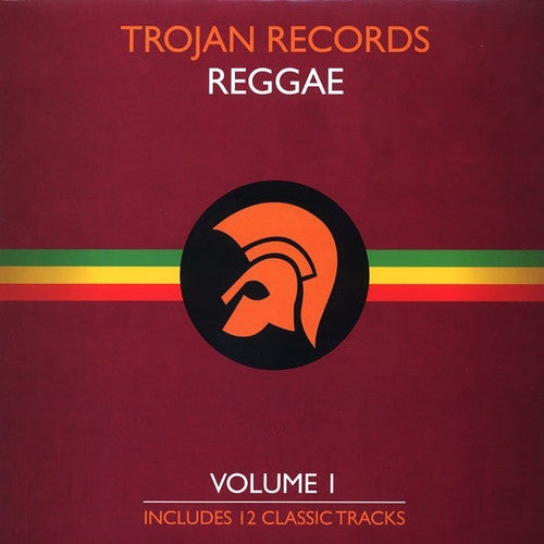 Various Reggae - Reggae - Trojan Records  (New Vinyl LP)