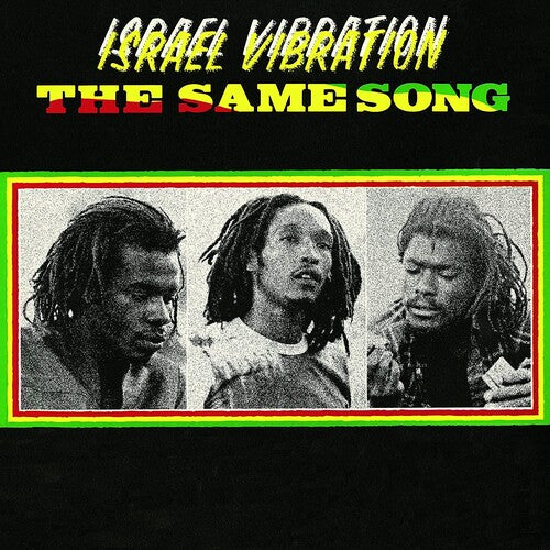 Israel Vibration - Same Song [Import]  (New Vinyl LP)