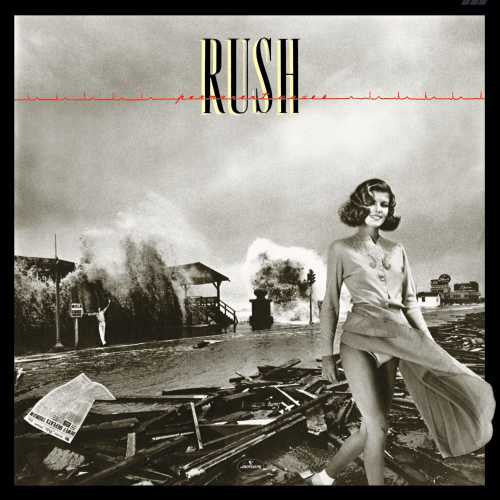 Rush - Permanent Waves  (New Vinyl LP)