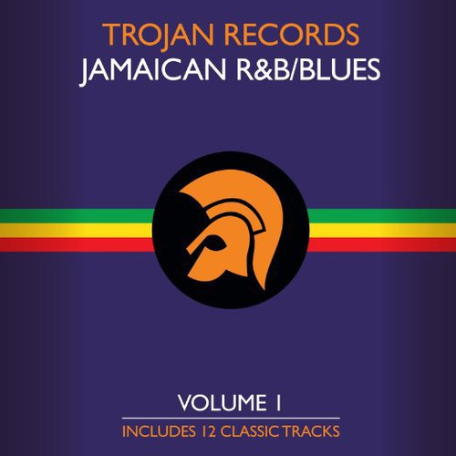 Various Reggae - Jamaican R&B / Blues - Trojan Records  (New Vinyl LP)
