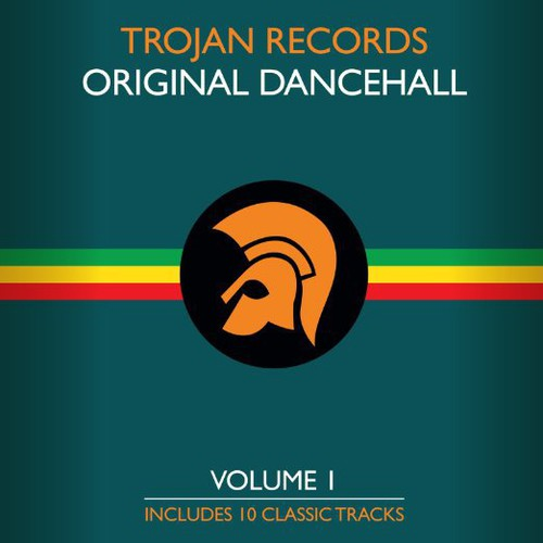 Various Reggae - Original Dancehall - Trojan Records  (New Vinyl LP)