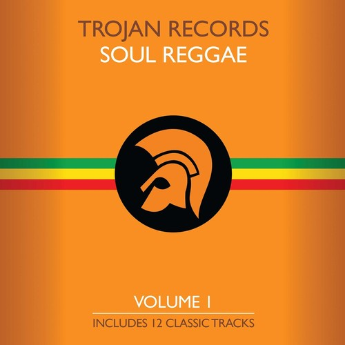 Various Reggae - Soul Reggae - Trojan Records  (New Vinyl LP)