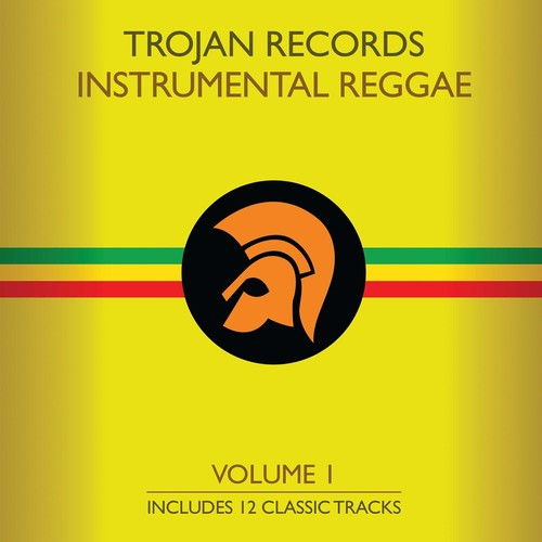 Various Reggae - Instrumental Reggae - Trojan Records  (New Vinyl LP)