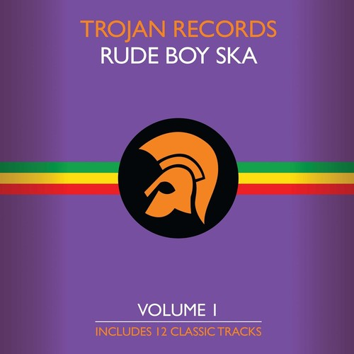 Various Reggae - Rude Boy Ska - Trojan Records  (New Vinyl LP)