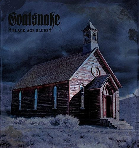 Goatsnake - Black Age Blues  (New Vinyl LP)