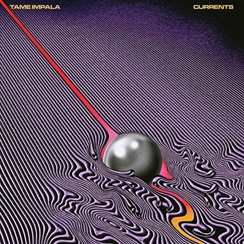 Tame Impala - Currents  (New Vinyl LP)