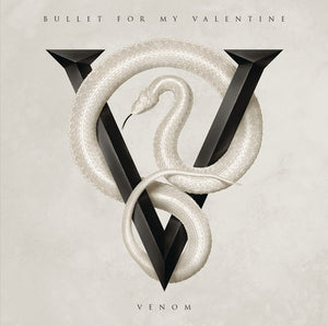 Bullet for My Valentine - Venom  (New CD)