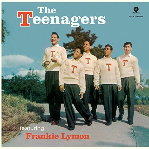 The Teenagers ‎- Featuring Frankie Lymon  (New Vinyl LP)