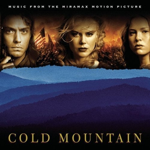 Cold Mountain - Music From the Motion Picture  (New Vinyl LP)