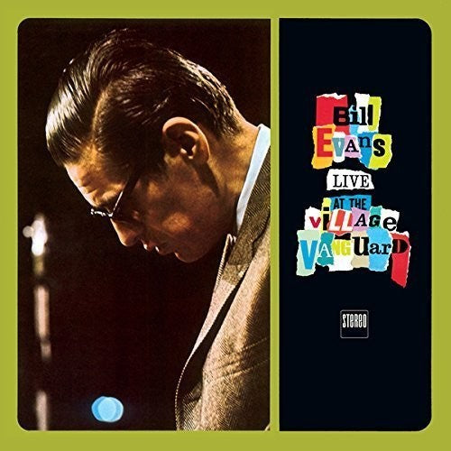 Bill Evans - Live at the Village Vanguard + 2 Bonus Tracks [Import]  (New Vinyl LP)