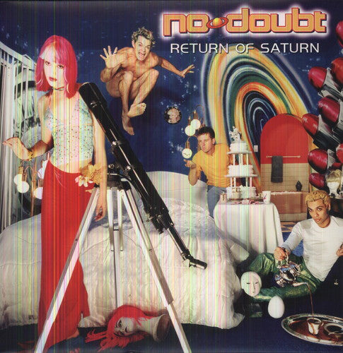 No Doubt - Return of Saturn  (New Vinyl LP)