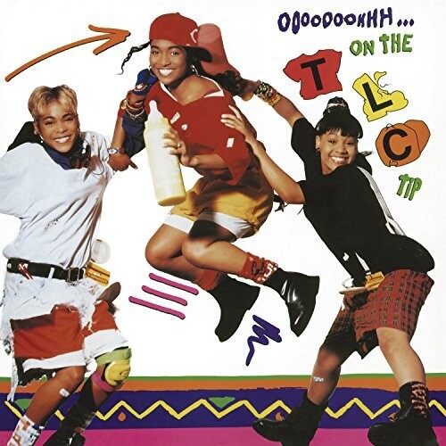 TLC - Oooohhh... On The Tip  (New Vinyl LP)